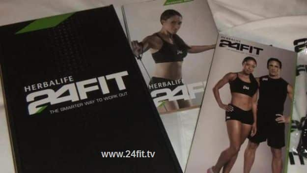 Herbalife 24 Fit Workouts