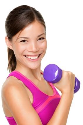 Muscles Burn Calories