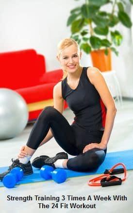 Strength train to decrease body fat